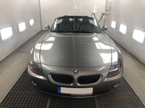 BMW Z4 - Нанокерамика