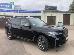 BMW X7- nanokeramika