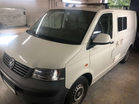 VW Transporter - Raptor