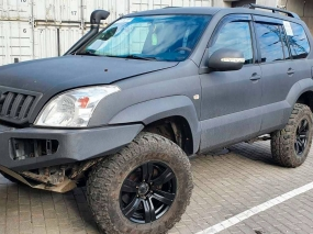 land cruiser 120 - raptor